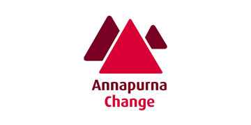 Logo for Annapurna Change