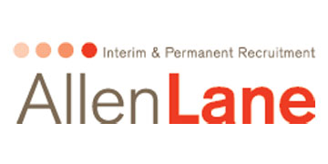 Logo for Allen Lane Financial Recruitment